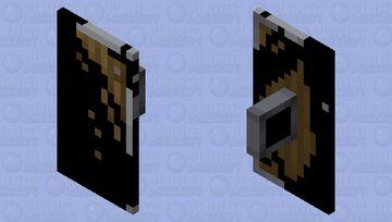 Corrupted sheild Minecraft Mob Skin
