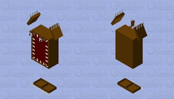 Sloodge (would have been in the nether nightmares contest but it cant be hd) Minecraft Mob Skin