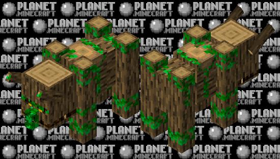 .:Contest:. Nature's Wrath-veger Minecraft Skin