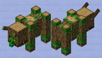 .:Contest:. Nature's Wrath-veger Minecraft Mob Skin