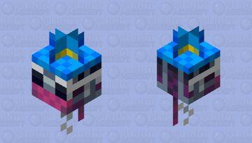 Hypebeast fishing bobber Minecraft Mob Skin