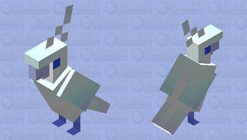 Caladrius Minecraft Mob Skin