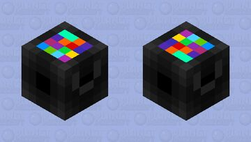 Cauldron of Candy Minecraft Mob Skin