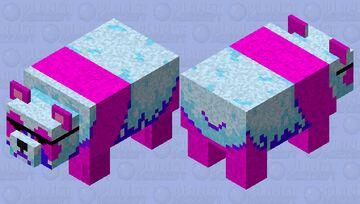 PARTY PANDA!!!!!! Minecraft Mob Skin