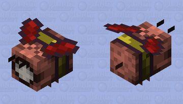 【Nectar Ver.】Organic Snooper Minecraft Mob Skin