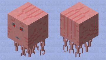 ghast without skin (contest) Minecraft Mob Skin