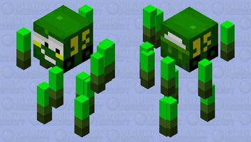 I am seed Minecraft Mob Skin