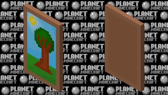 Painting Minecraft Skin