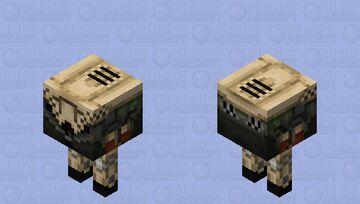 Strider ( Half-Life 2 ) Minecraft Mob Skin