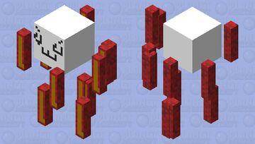 UwU Blaze Minecraft Mob Skin