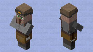 Miner (Villager profession) Minecraft Mob Skin