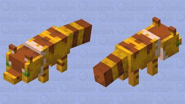 Fox Squirrel - Studio Ghibli Minecraft Mob Skin