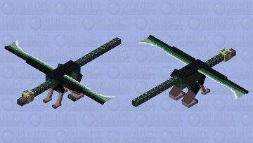 Trico (Toriko) Minecraft Mob Skin