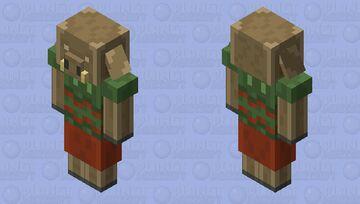 Desert Piglin ~ CE ~ Minecraft Mob Skin