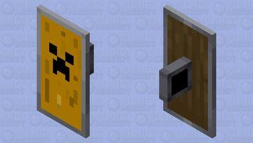 Minecon shield Minecraft Mob Skin