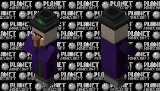 Scammer Minecraft Skin