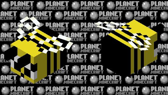 kawaii bee Minecraft Skin