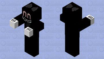 Cartoon Cat Minecraft Mob Skin