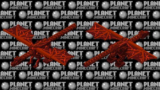 Magma Dragon Minecraft Skin