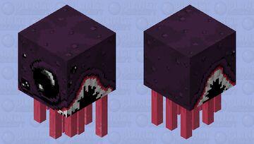 The Gourmon (2x resolution) Minecraft Mob Skin