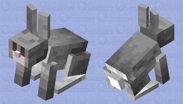 Thumper from disney Minecraft Mob Skin