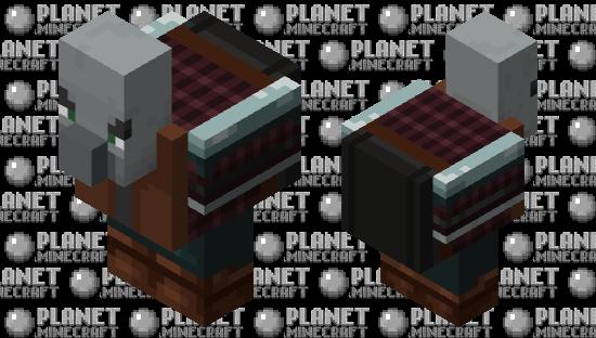 Pillager Chicken Minecraft Skin