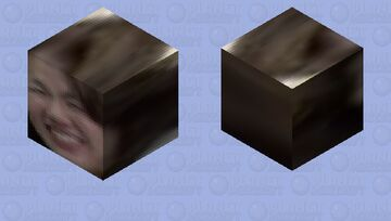 豊田真由子 Toyota Mayuko Minecraft Mob Skin