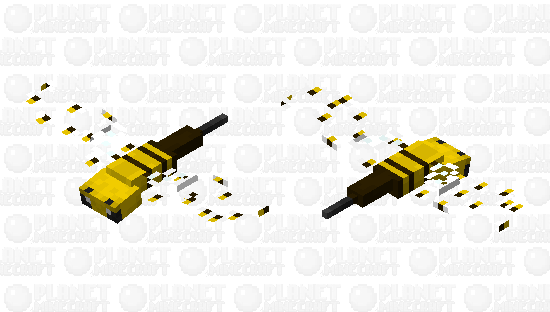 Bee Swarm Minecraft Skin