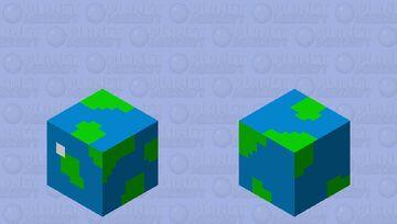 pmc earth Minecraft Mob Skin
