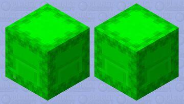 Iskallium Shulker Minecraft Mob Skin