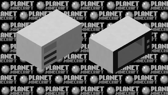 Microwave Minecraft Skin