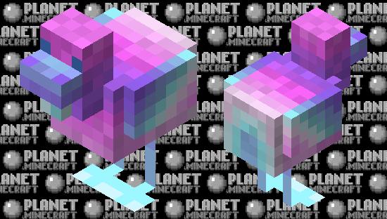 Retro Duck Minecraft Skin