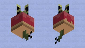 Applin Minecraft Mob Skin