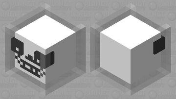 Sans the Skeleslime Minecraft Mob Skin
