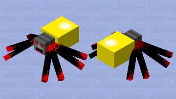 Killer lightbulb Minecraft Mob Skin