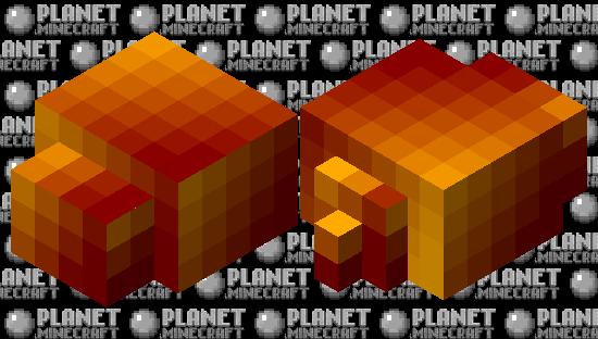 fire mite Minecraft Skin