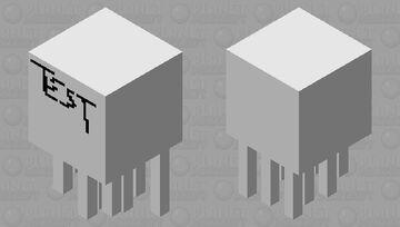 test Minecraft Mob Skin