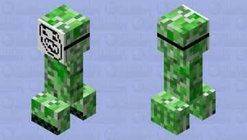 That's Creeper | HD Minecraft Mob Skin