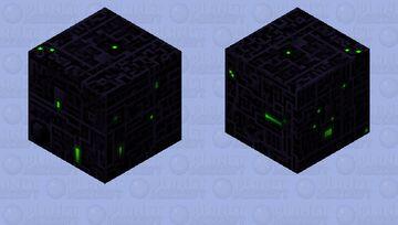 Resistance is futile! Minecraft Mob Skin