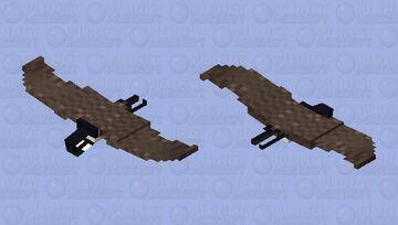 Canada Goose // Remake + Default Resolution Minecraft Mob Skin