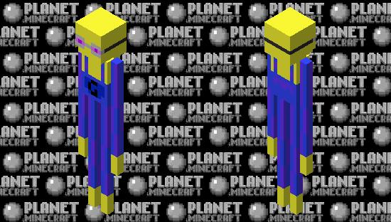 Enderminion (PMCRP) Minecraft Skin