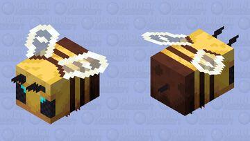 Bee HD Minecraft Mob Skin