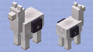 fluff Minecraft Mob Skin