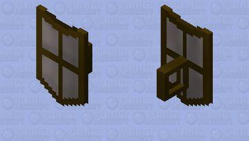 Steel Kiteshield | OSRS Minecraft Mob Skin