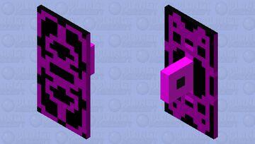 Super Shield Minecraft Mob Skin