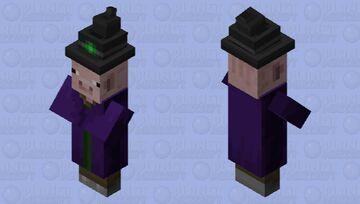 Wartch Hog - Pig Witch Minecraft Mob Skin