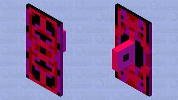 Mega Shield Minecraft Mob Skin