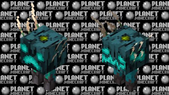 Lost Walker Soul... Minecraft Skin
