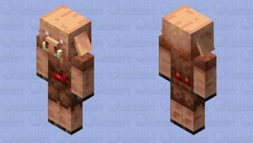 ruby IS better Minecraft Mob Skin