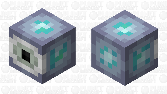 Enchanted Eye - Mob Skintober 2020 - Day 13 Minecraft Skin